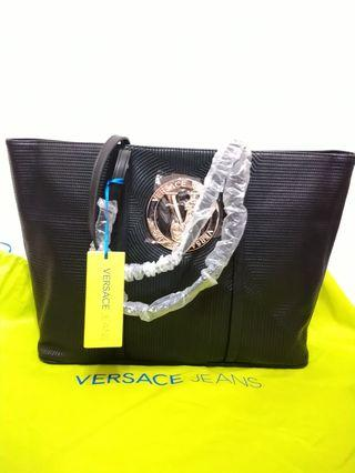 100% New and Authenticated Vercase Jeans Tote Bag