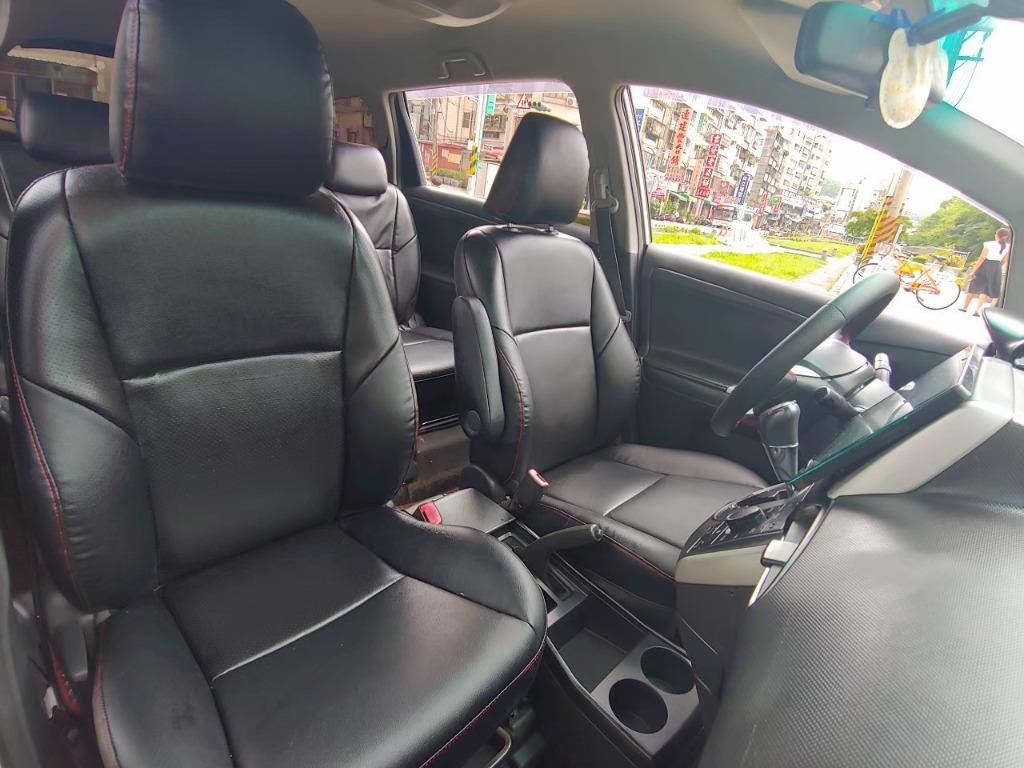 全台最便宜 實車實價 正2011 TOYOTA 二代WISH E版 定速巡航 7人座 全額貸款 找錢車 非自售 一手車