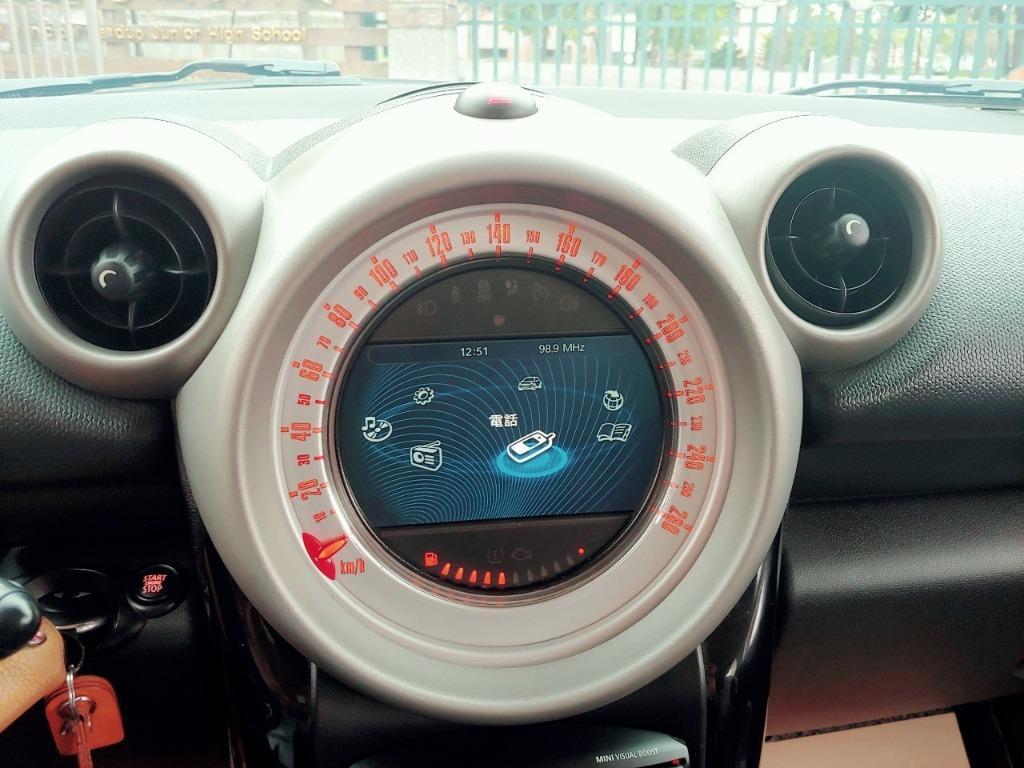 全台最便宜 實車實價 正2013 Mini Cooper Country MAN SD 全額貸款 找錢車 非自售 一手車