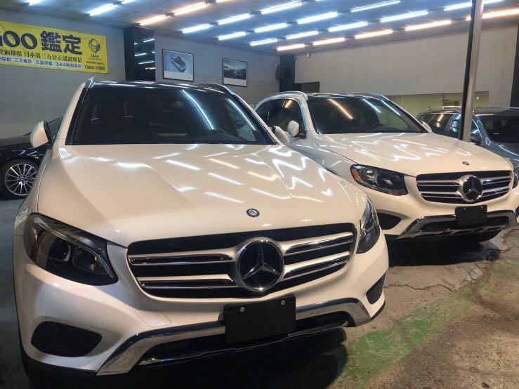 賓士 Benz 2016 GLC300 4Matic 好爸爸休旅車 不用150萬