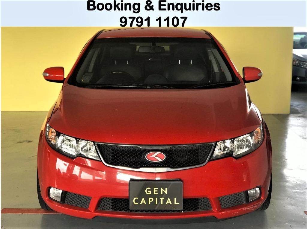 ATTENTION TO ALL !! ITS BEEN HARD NOW A DAYS DUE TO CONVID19 THATS WHY WE ARE LOWERING DOWN OUR RATES TO HELP YOU ! HURRY UP AND RENT FROM US NOW ~~ KIA CERATO~~