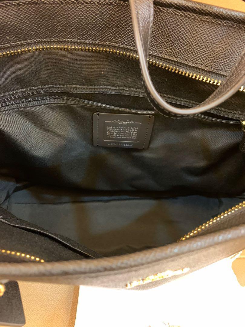 Authentic coach women city totes 58846 shoulder bag