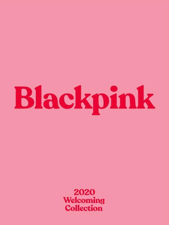 BLACKPINK's 2020 WELCOMING COLLECTION DVD+Photobook+Photocard+Etc