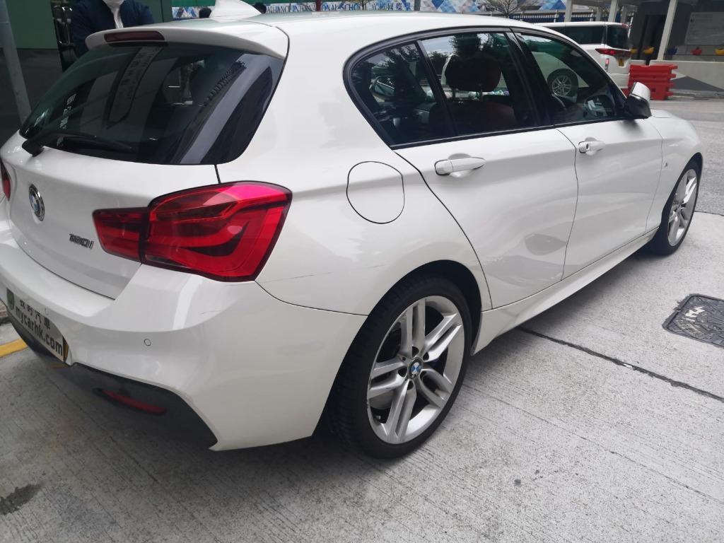 BMW 120i 5-Dr M Sport (A)