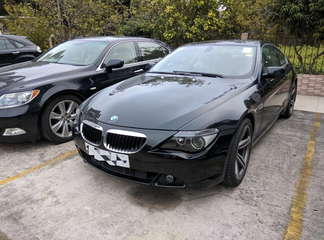 BMW 630i Coupe (A)