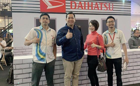 Daihatsu Ayla DP RINGAN mulai 9 jutaan. Daihatsu Pamulang