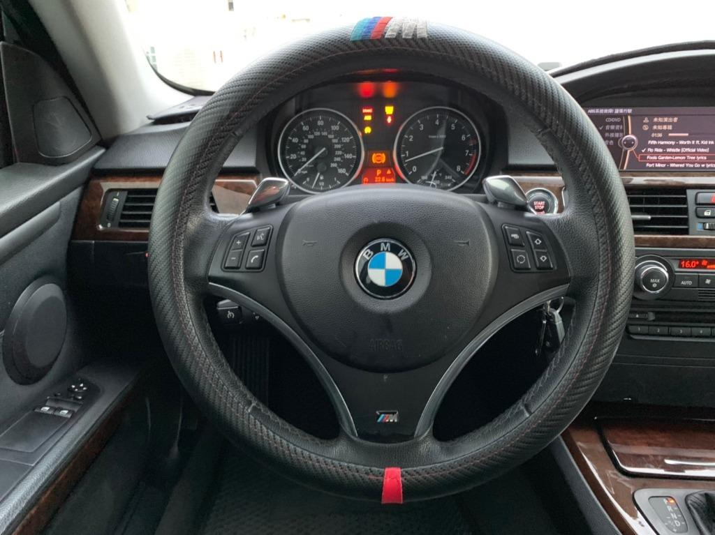 FB搜尋:唐老大.二手車庫 BMW 3-Series Coupe 335ci 2009款 手自排 3.0L