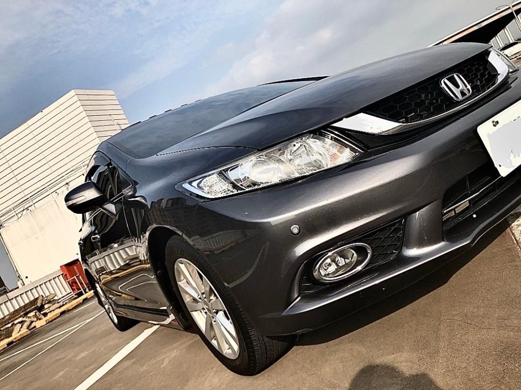 FB搜尋:唐老大.二手車庫 Honda Civic 2014款 手自排 1.8L