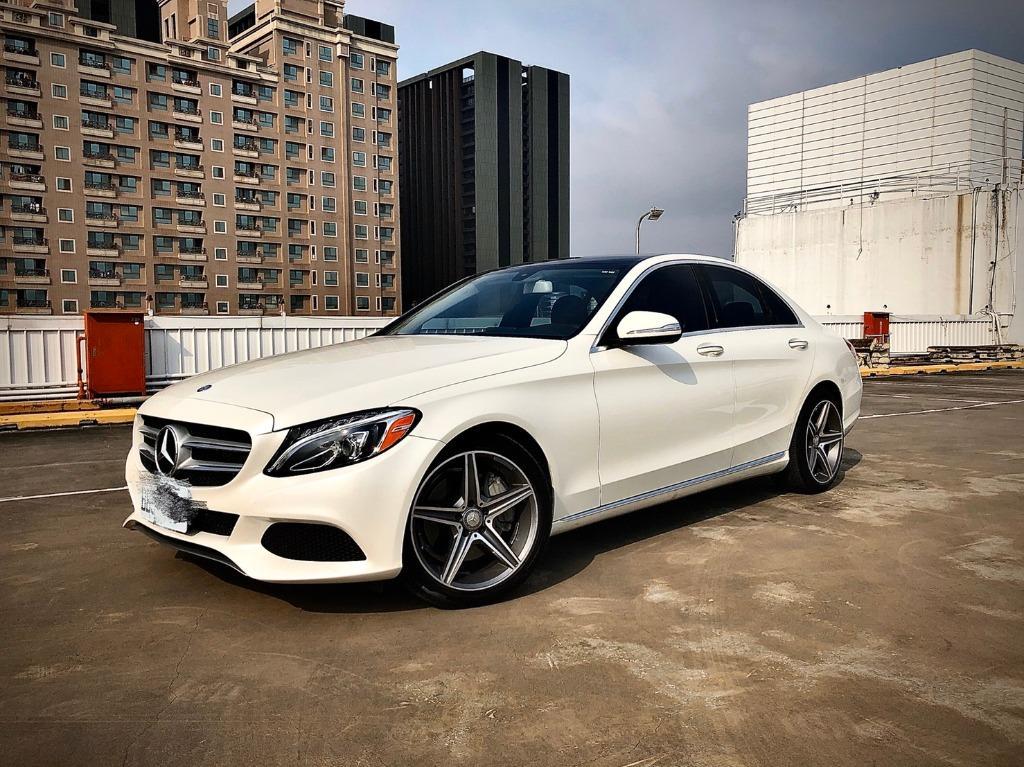 FB搜尋:唐老大.二手車庫 Mercedes-Benz C-Class Sedan C300 2015款 手自排 2.0