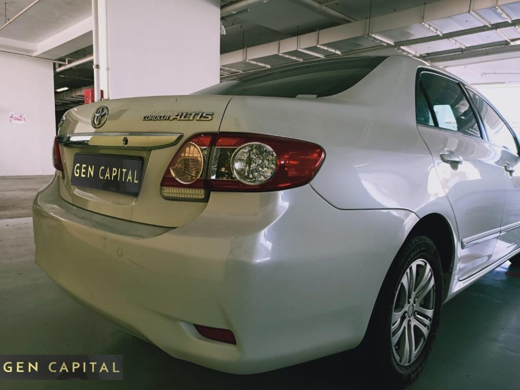 GRAB YOUR DEALS NOW AND START EARNING WITH OUR CARS !! SIGN UP FOR THE 77MILLION POINT TO POINT PACKAGE! TOYOTA ALTIS  FOR PHV & PERSONAL USE !