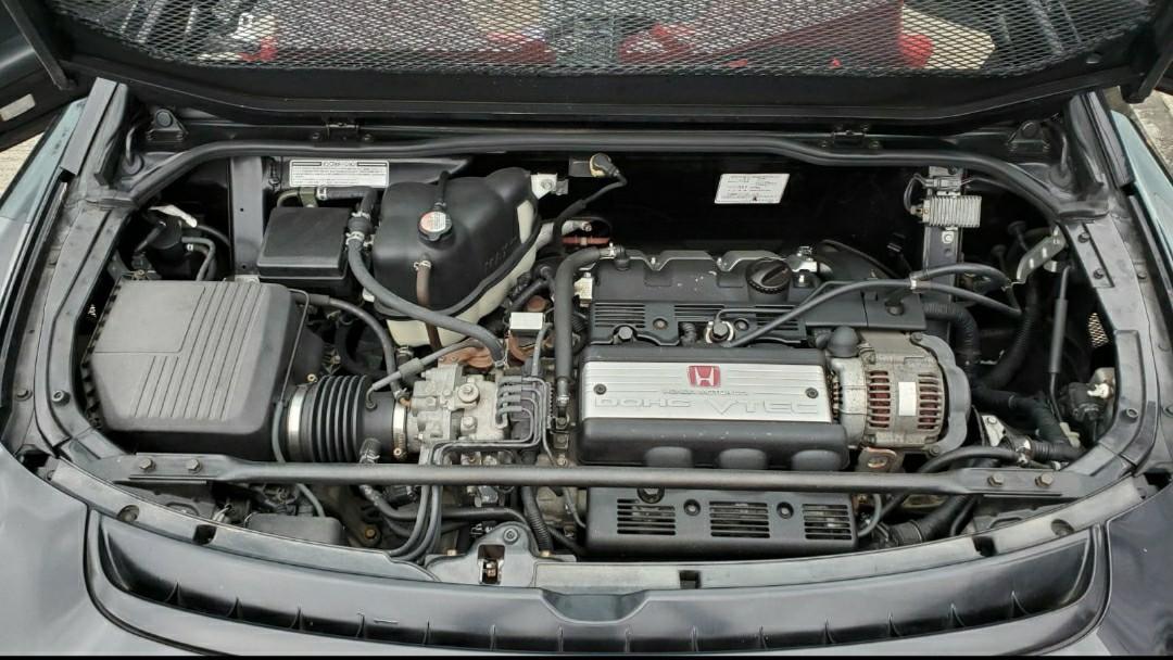 Honda NSX R Manual
