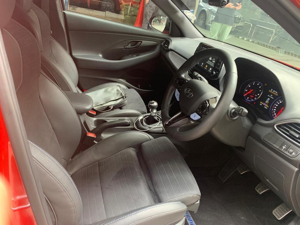 Hyundai i30 I30N Manual