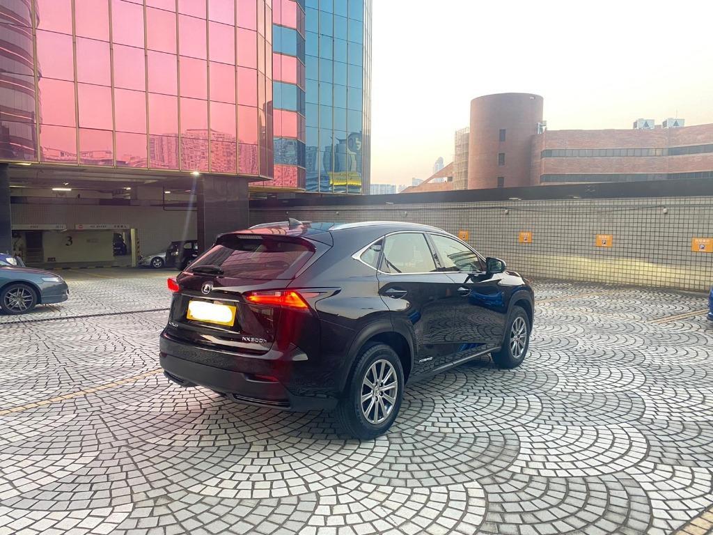 Lexus NX300H Executive Hybrid (A)