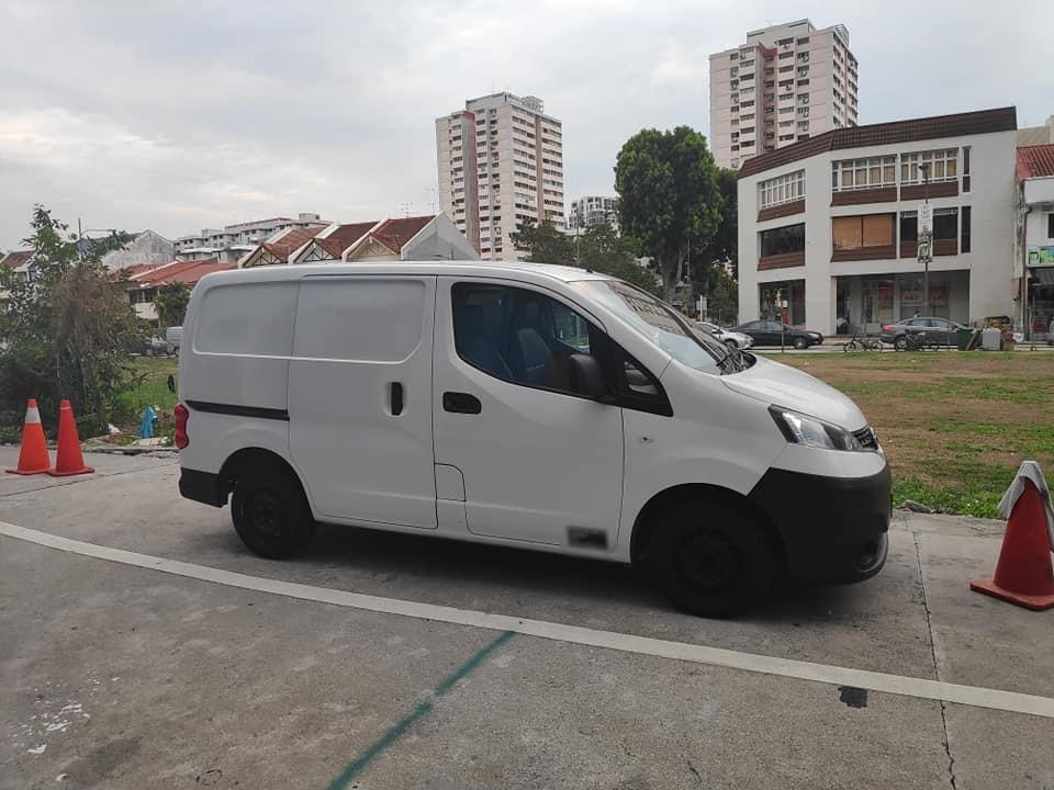 Free $800 Diesel + Low Deposit Promotion For Brand New Vans Rental