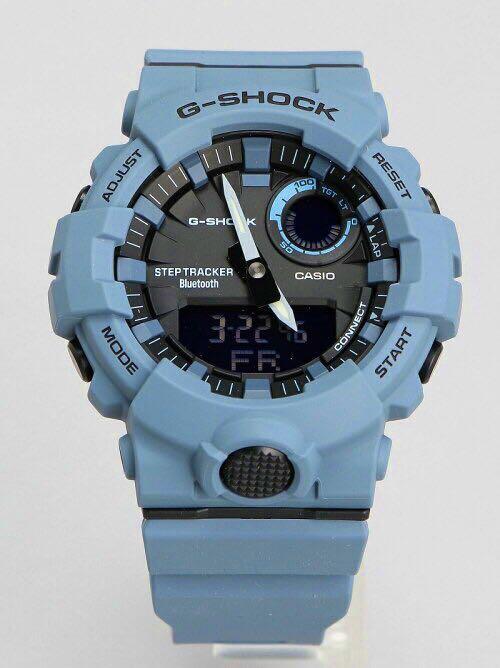 NEW🌟BLUETOOTH STEP-TRACKER : GSHOCK DIVER UNISEX SPORTS WATCH : 100% ORIGINAL AUTHENTIC CASIO G-SHOCK : GBA-800UC-2ADR / GBA-800UC-2A / GBA-800-2A