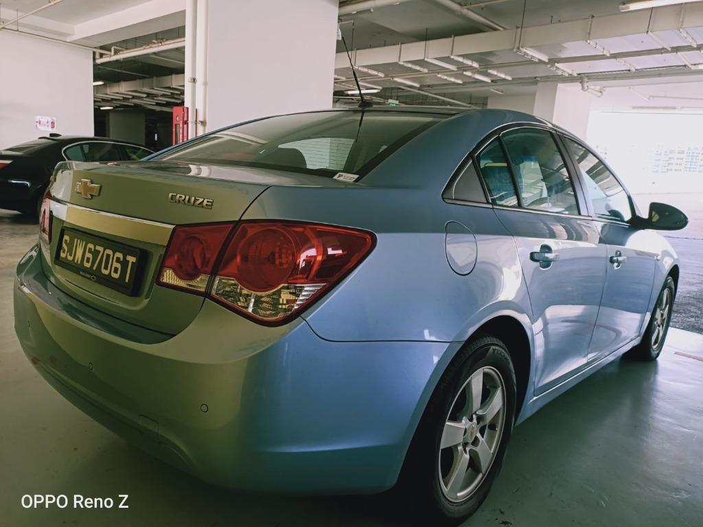 SIGN UP FOR THE 77MILLION POINT TO POINT PACKAGE! CHEVROLET CRUZE FOR PHV & PERSONAL USE !
