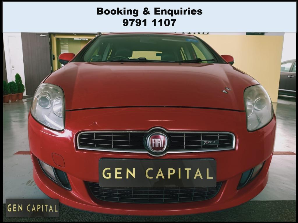 SIGN UP FOR THE 77MILLION POINT TO POINT PACKAGE! FIAT BRAVO FOR PHV & PERSONAL USE !