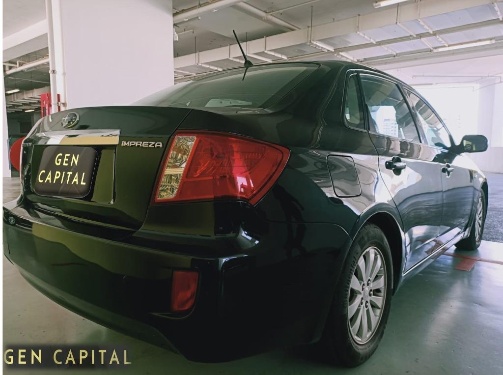 SIGN UP FOR THE 77MILLION POINT TO POINT PACKAGE! SUBARU IMPREZA FOR PHV & PERSONAL USE !