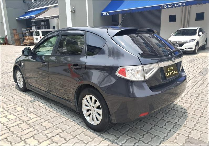 SUBARU IMPREZA!RENT NOW AND START EARNING WITH OUR CARS AT A LOW RATE!