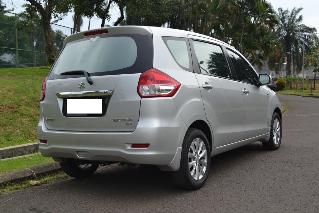 Suzuki Ertiga GX Manual 2013 Ac Double Km 50Rb (Tdp 10 Jt)