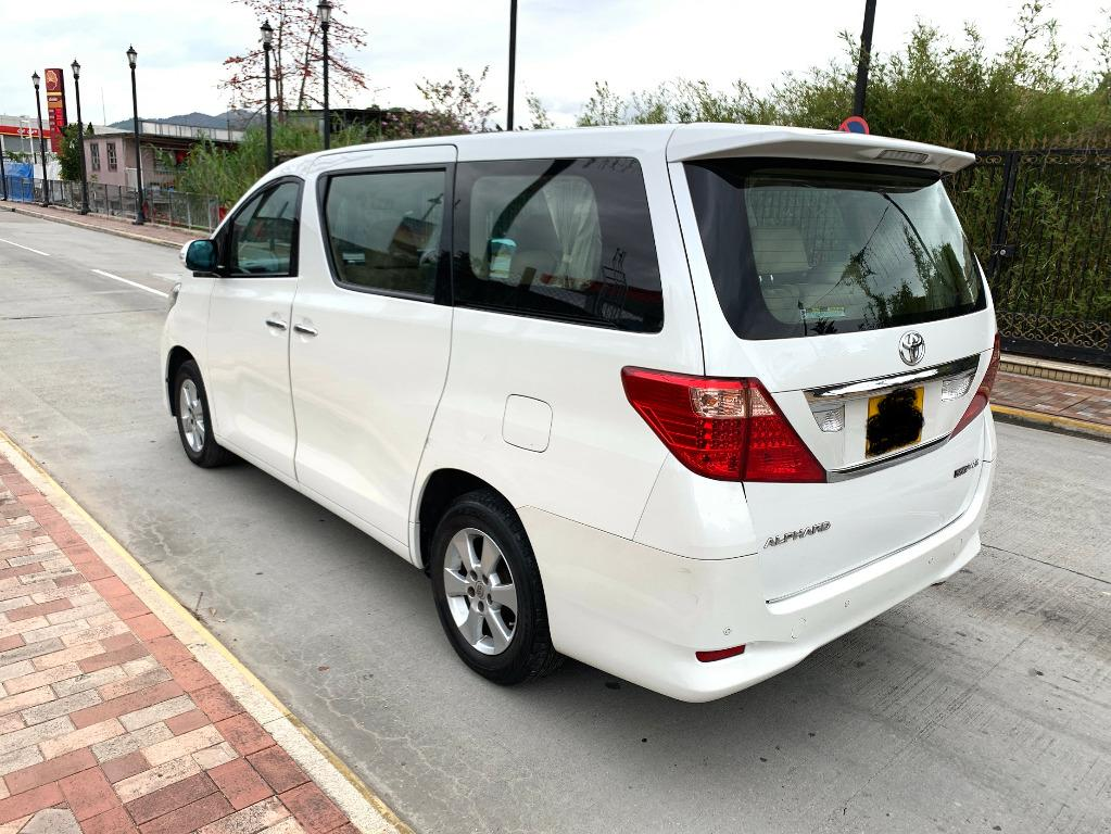 Toyota Alphard 3.5 Executive Lounge (A)