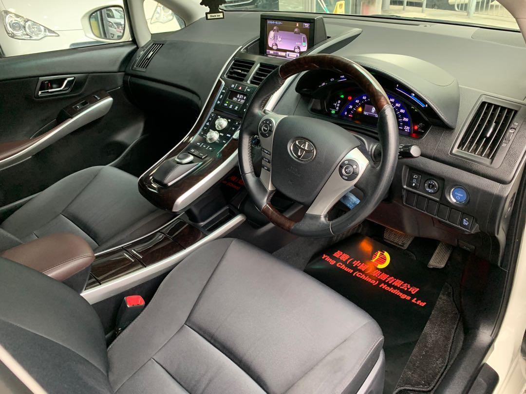 Toyota Camry 2.4 Hybrid (A)