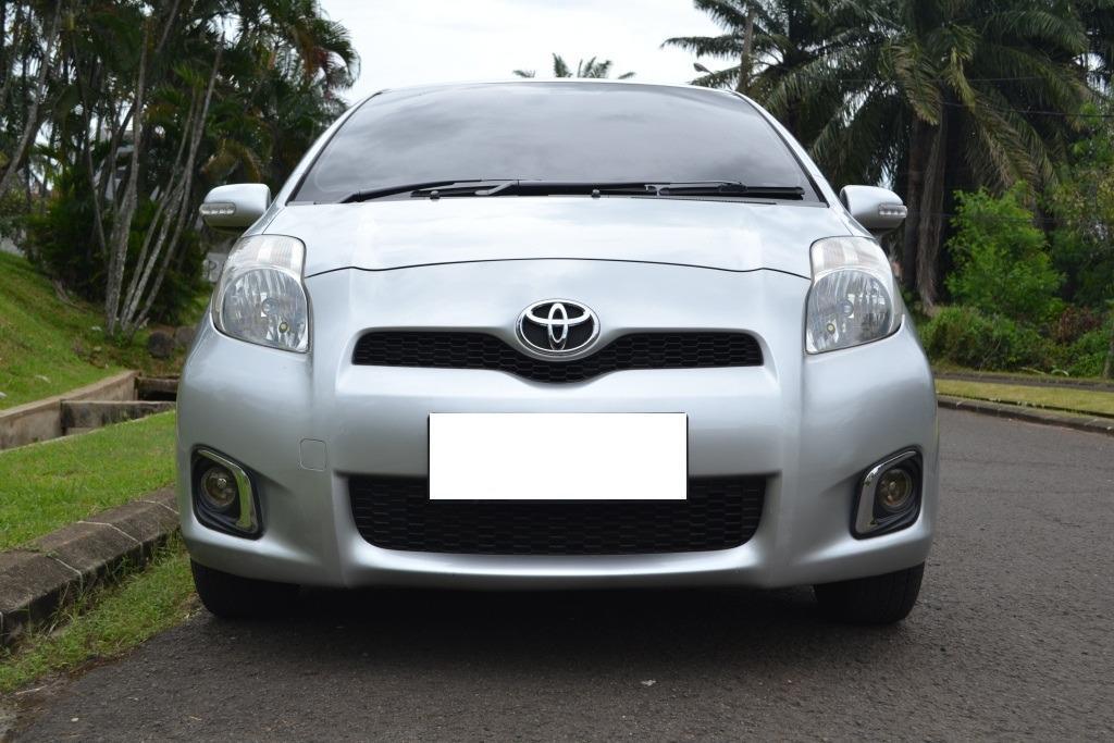 Toyota Yaris J Matic New Model 2012 Istimewa (Tdp 10 Jt)