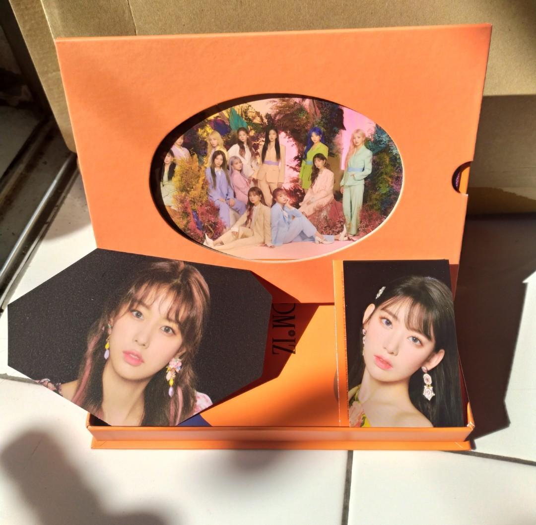 (WTS) Izone Iz One 1st Album Bloom*Iz I Will Version