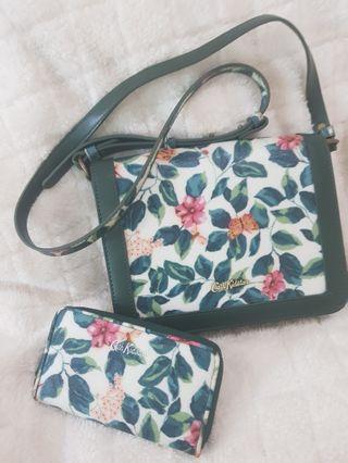 Cath Kidston Bag and Wallet Bundle