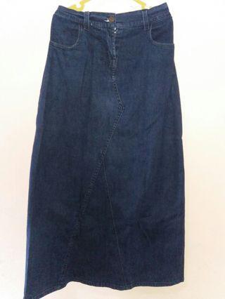 Rok Jeans / denim skirt