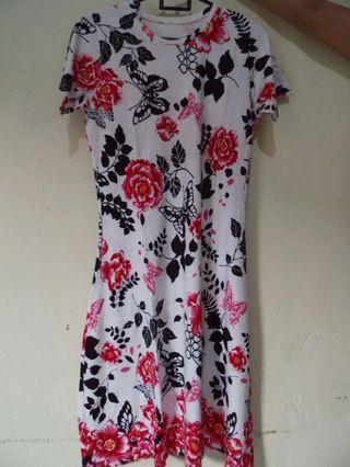 Floral dress #promodressaja