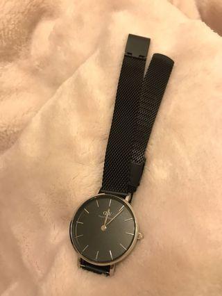 DW Petite Ashfield 腕錶