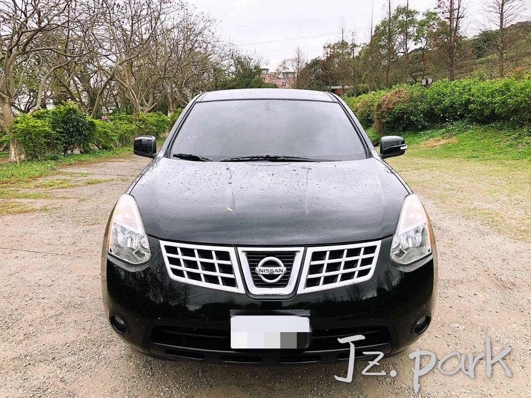 2009-Nissan Rogue-s