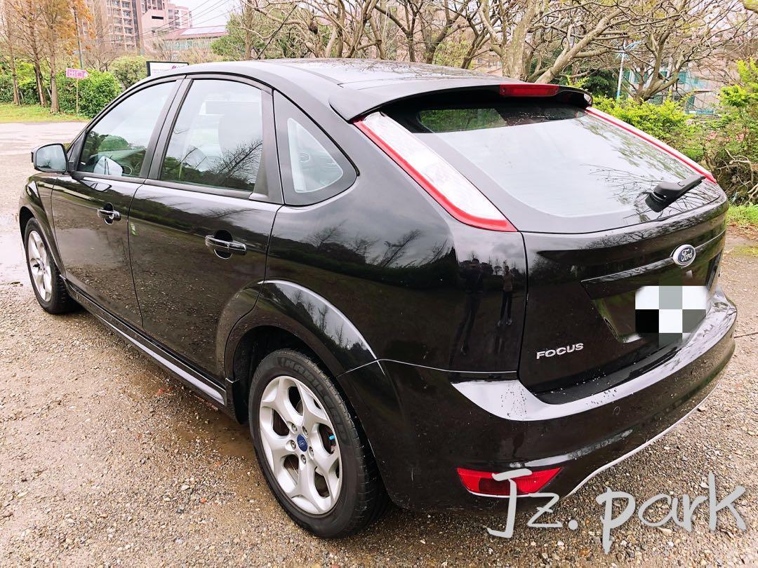 2011-Focus 柴油 黑色