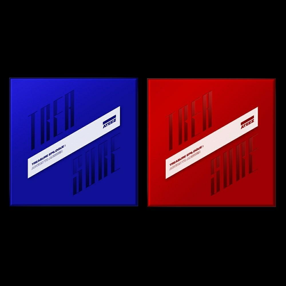 Ateez TREASURE EPILOGUE : Action To Answer Album readystock in korea