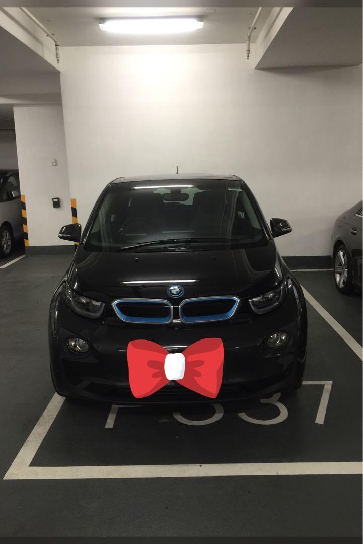 BMW i3 Atelier Auto