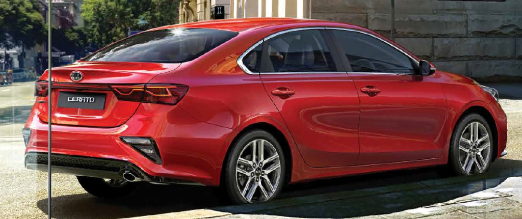 Cheapest Affordable NEW KIA CERATO 1.6EX For Long Term Leasing