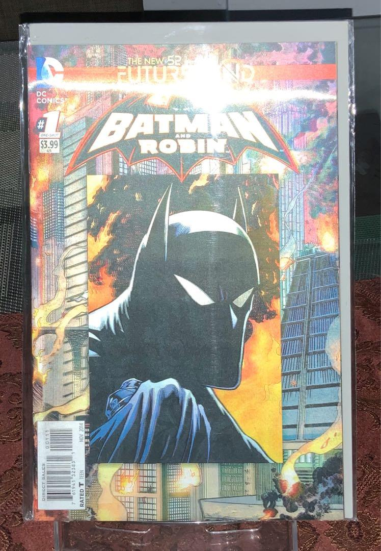 DC Comics The New 52 Futures End Batman and Robin Comic Book (One-Shot)