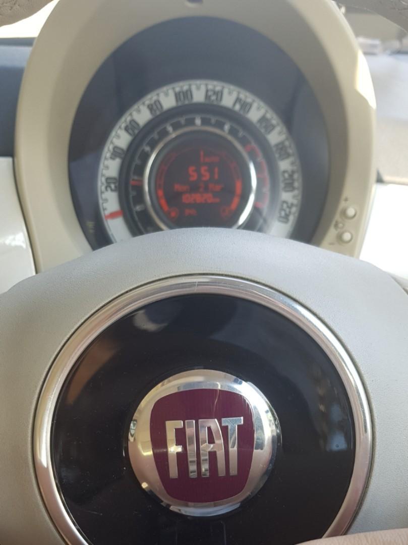 Fiat Cinquecento 500 1.4 Lounge Panoramic Roof (A)