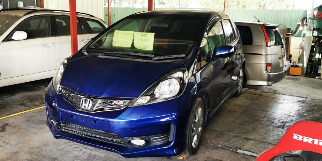 Honda Fit 1.5 Manual