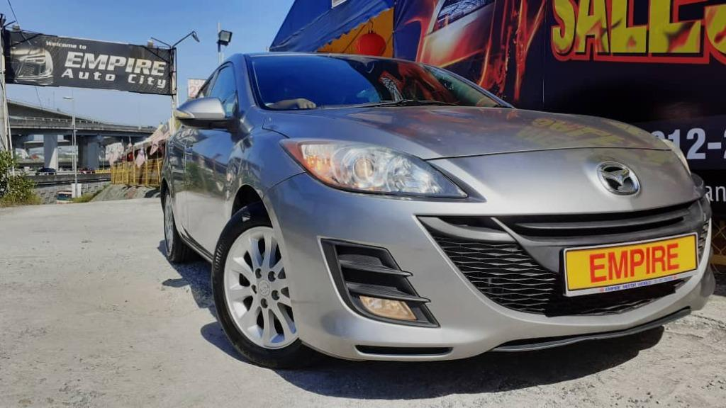 MAZDA 3 1.6L (A) SPORT COMPACT 5 DOOR HATCHBACK GL EDITION !! CKD !! NEW FACELIFT !! LIMITED EDITION !! PREMIUM HIGH SPECS !! ( WXX 2200 ) 1 CAREFUL OWNER !!