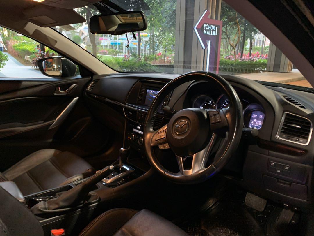 Mazda Mazda 6 Diesel Mazda 6 Diesel Auto