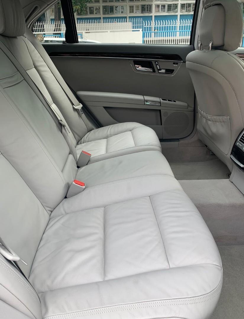 Mercedes-Benz 2010 Benz S500L FL 2010 Benz S500L FL Auto