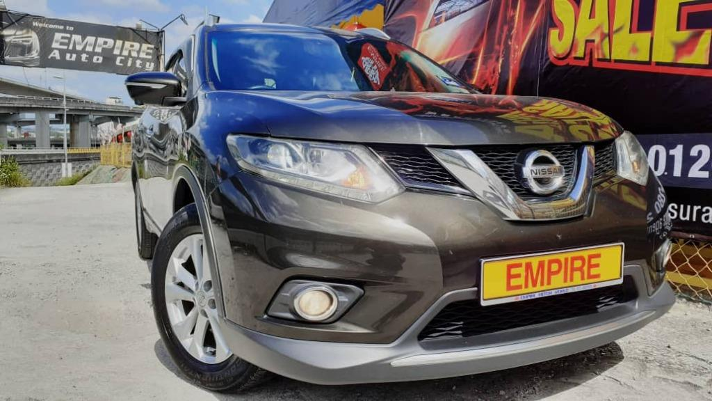 NISSAN X-TRAIL 2.5L (A) XTRONIC CVT !! PREMIUM 7 SEATER SUV !! LUXURY LIMITED EDITION !! IMPUL 4WD NEW FACELIFT !! PREMIUM SUV FULL HIGH SPECS !! ( WX 2796 X ) 1 CAREFUL OWNER !!