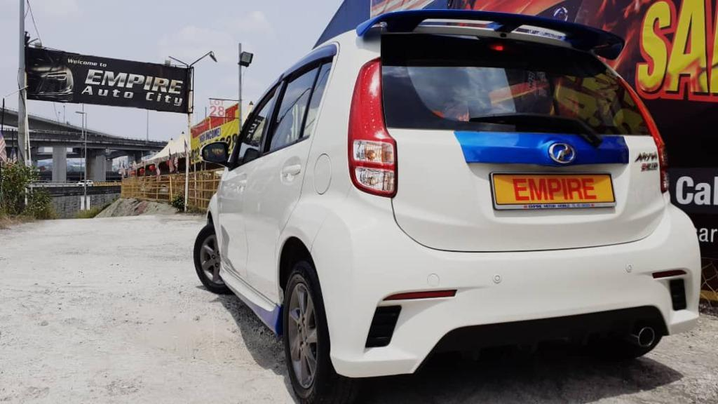 PERODUA MYVI ICON HATCHBACK 1.5 (A) SE SPECIAL EDITION !! TWIN CAM !! NEW MODEL NEW FACELIFT !! FULL BODYKIT !! PREMIUM HIGH SPECS !! ( VXX 1322 ) 1 CAREFUL OWNER !!