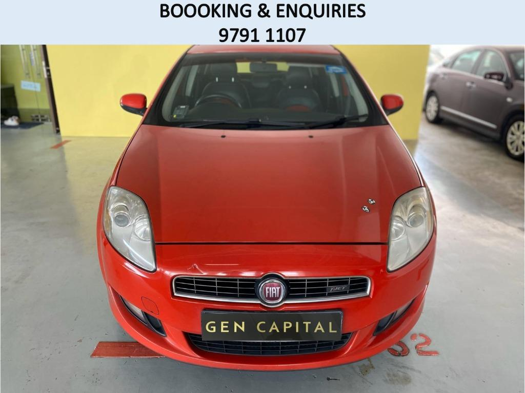 PHV !JOBS! / PERSONAL USE ARE ALL WELCOME !! FIAT FOR RENT AT A LOW LOW PRICE~