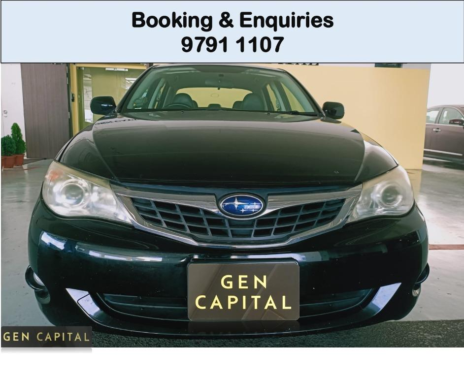 SUBARU IMPREZA!! RENT NOW WITH US AT A LOW RATES!!