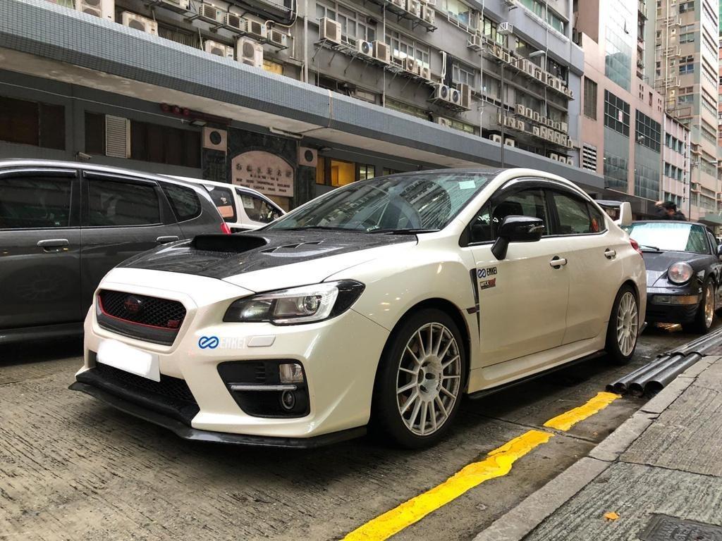Subaru Impreza WRX 2.5 STI 4-Dr (M)