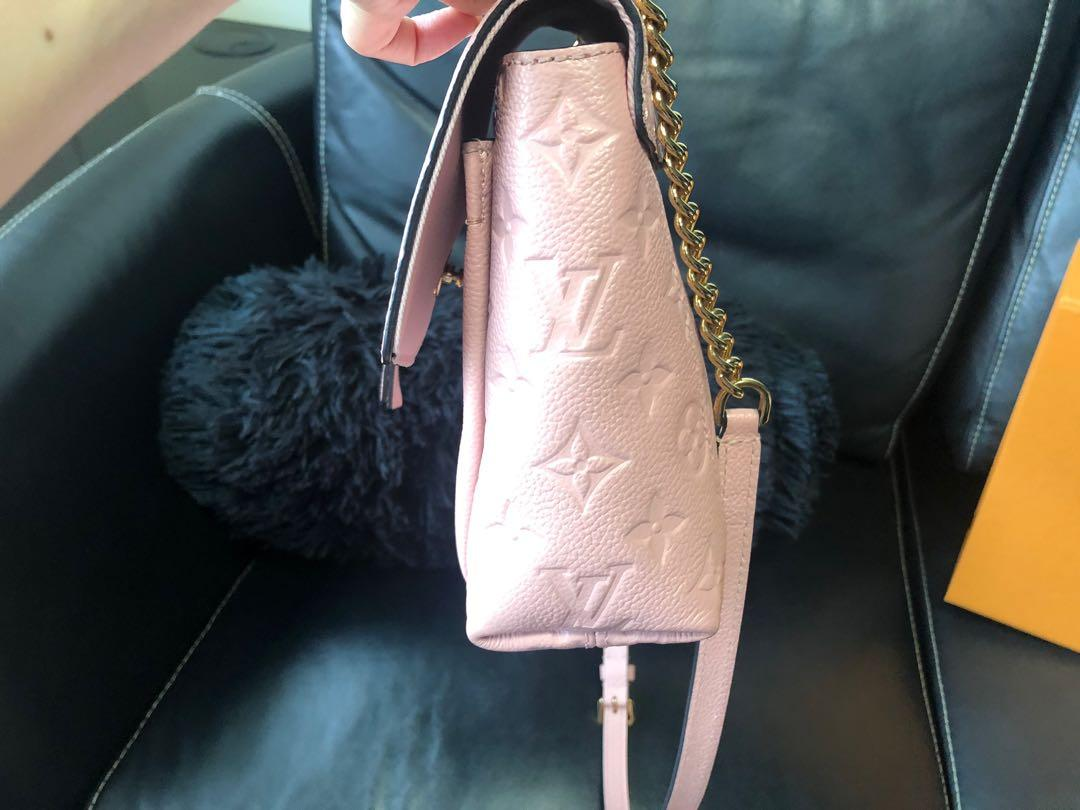 🔥Authentic Sweet pink Louis Vuitton Blanche Authentic Sweet pink Louis Vuitton Blanche BB poudre