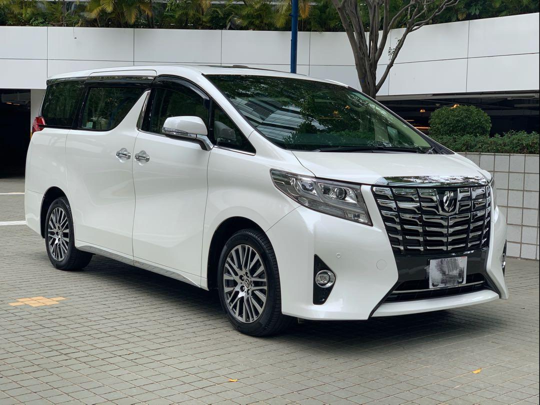 Toyota Alphard 3.5 GF 7-Seater (A)